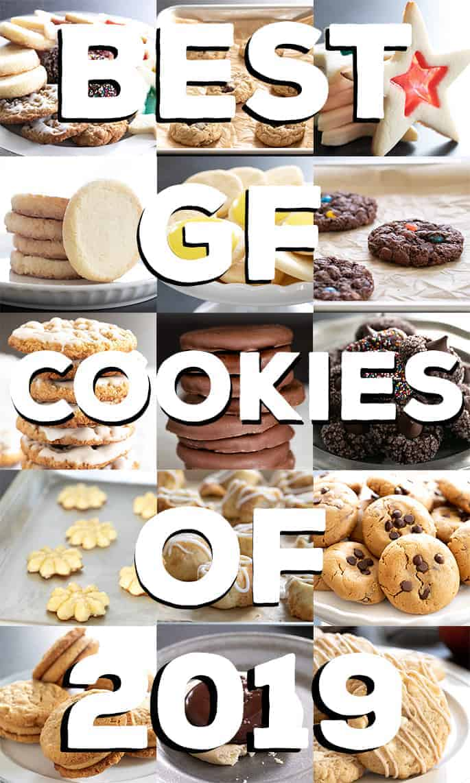 The 14 best gluten free cookies of 2019 all in one place.