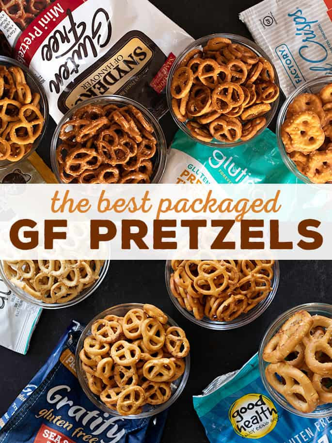 The best gluten free pretzels are crispy, crunchy, and the envy of even those who can eat gluten. Here are 8 brands to try when you're looking for a snack.