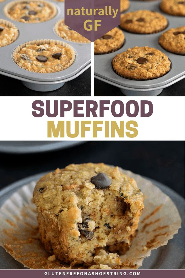 Make these superfood muffins, packed with vegetables and gluten free oats, and get your family to eat right the easy way.