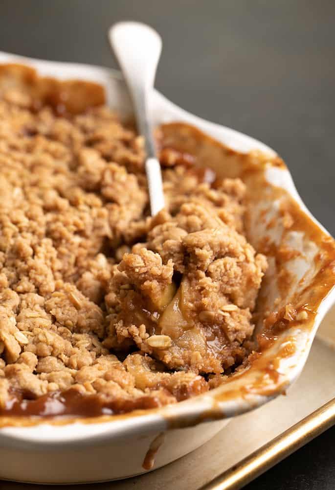 Easy Gluten Free Apple Crisp Recipe | Simple, Delicious GF Fruit Crisp
